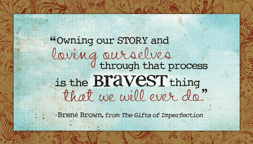Brene Brown wisdom