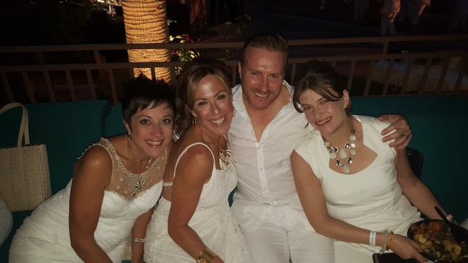 white party pic